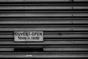 Öffnungszeiten (Quelle: photocase.com)