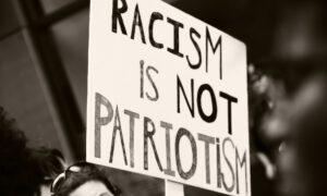 Rassismus ist kein Patriotismus