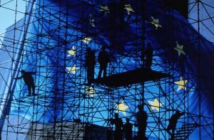 Baustelle Europa